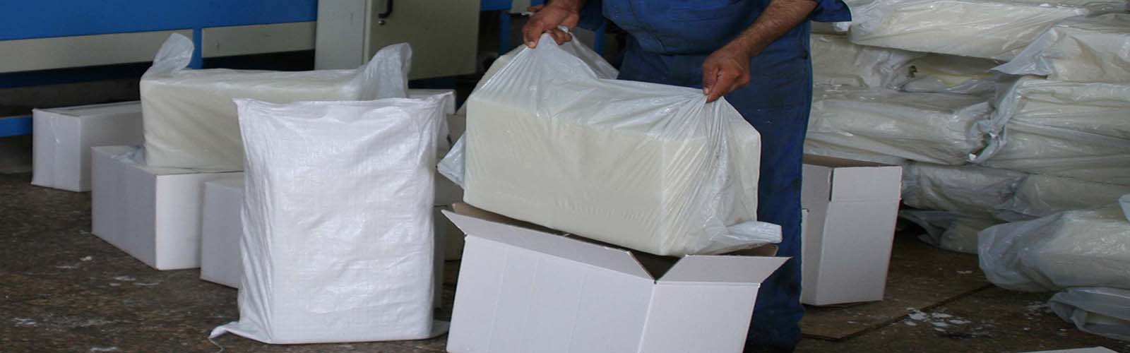 Paraffin Wax Packages